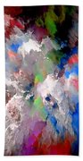 Abstraction 0392 Marucii Beach Towel