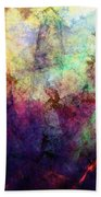 Abstraction 042914 Beach Towel