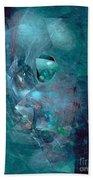 Abstraction 0493 Marucii Beach Towel
