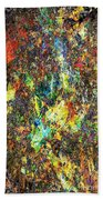 Abstraction 0557 Marucii Beach Towel