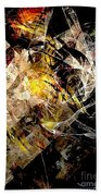 Abstraction 0576 - Marucii Beach Towel