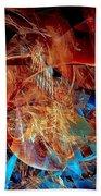 Abstraction 0600 - Marucii Beach Towel