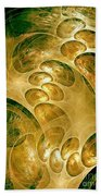 Abstraction 192-03-13 Marucii Beach Towel