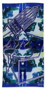 Abstraction 231 Beach Towel