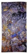 Abstraction 472-09-13 Marucii Beach Towel