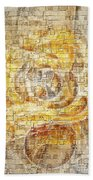 Abstraction 561-11-13 Marucii Beach Towel