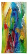 Abstraction 591-11-13 Marucii Beach Towel