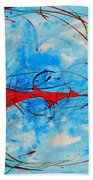 Abstraction 61 Beach Towel
