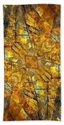 Abstraction 634-12-13 Marucii Beach Towel