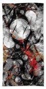 Abstraction 664 - Marucii Beach Towel