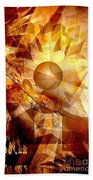 Abstraction072-13 Marucii  Beach Towel