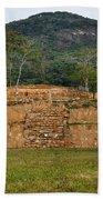 Acapulco Mexico Archaeological Site Beach Towel