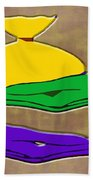 Acts Of Kindness Beach Towel