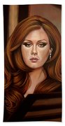 Adele Beach Towel