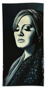 Adele 2 Beach Towel