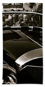 Adolf Hitler's 1941 Mercedes-benz 770-k Touring Car Sold At Auction Scottsdale Arizona 1973 Beach Towel