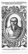 Adrian Willaert (1480-1562) Beach Towel