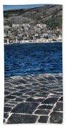 Adriatic Sea Beach Towel