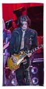 Aerosmith-joe Perry-00019-1 Beach Towel
