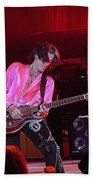 Aerosmith-joe Perry-00151 Beach Towel