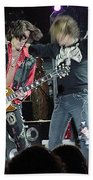 Aerosmith - Joe Perry -dsc00182-2-1 Beach Towel