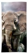 Africa - Protection Beach Towel