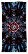 After Midnight Beach Towel