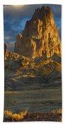 Agathla Peak Monument Valley Beach Towel