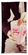 Age Of The Classic Movie Beach Towel