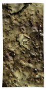 Aged Abstract Beach Towel