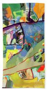 Self-renewal 15v Beach Towel