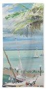 Airlie Beach  Australia Beach Towel