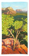Airport Mesa Vortex - Sedona Beach Towel