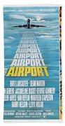 Airport Beach Towel