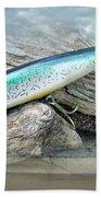 Ajs Baby Weakfish Saltwater Swimmer Fishing Lure Beach Towel