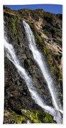 Alamere Falls Two Beach Towel