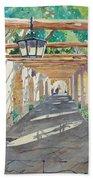 Alamo Walkway Beach Sheet