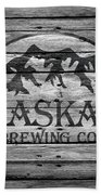 Alaskan Brewing Beach Towel