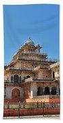 Albert Hall 3 - Jaipur India Beach Towel