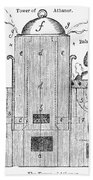 Alchemy: Tower Of Athanor Beach Towel