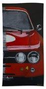 Alfa Romeo Gtv  Beach Towel