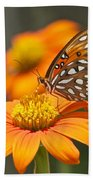 All About Orange 3236 3 Beach Towel