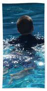 Almost There Beach Towel