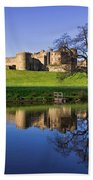 Alnwick Castle Beach Towel