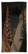 Aloe Stalk Beach Towel