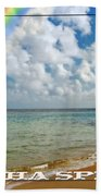 Aloha Spirit Beach Towel