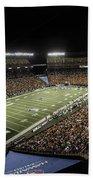 Aloha Stadium Night Game Beach Towel