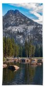 Alpine Beauty Beach Towel