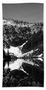 Alpine Lake August 1975 #1 Beach Towel