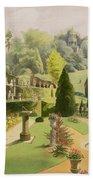 Alton Gardens Beach Towel